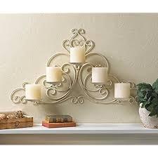 on iron wall decor amazon with white iron wall decor amazon
