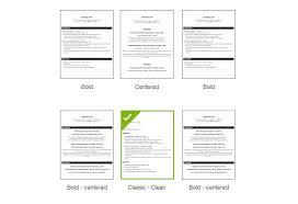 resume templates resume builder sign in