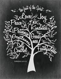 Peace Love Joy Quotes Stunning Chalk Art Style Fruit Of The Spirit Digital Wall Art Peace Love Joy