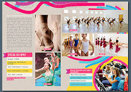 school brochure design ideas 10 awesome school brochure templates designs _