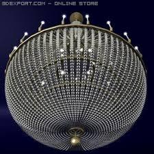 chandelier 3d model c4d max obj 3ds fbx lwo