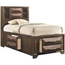 Anthem Twin Storage Bed | 1035-31 32 36 53 | Simmons Upholstery ...