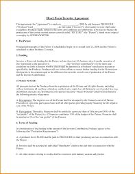 Simple Distribution Agreement Template Barca Fontanacountryinn Com