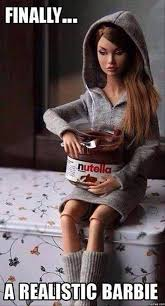 Finally a realistic barbie | Funny Dirty Adult Jokes, Memes & Pictures via Relatably.com