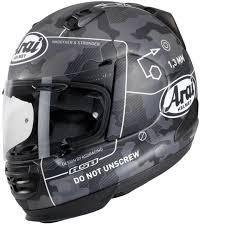 Arai Ducati Helmet Arai Rebel Command Helmet Black Xs 53