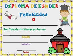 Free Printable Homeschool Diploma Lovely Diploma De Kinder Editable