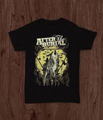 T Shirt Design For Burial After The Burial American Progressive Metalcore Band T Shirt Tee S M L Xl 2xl Good T Shirt Design Latest T Shirt Design From Lijian51 12 08