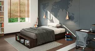 bedroom furniture for teen girls. Modren Girls Interior Teen Storage Bed Attractive Teenage Girls Bedroom Using With  Drawers Underneath In 18 From For Furniture