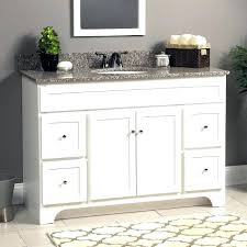 48 bathroom vanity with top inch offset sink how choose vanities budget carrera marble