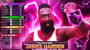 NBA 2K20 Tip: How To Make James Harden In NBA2K20! James Harden Build NBA  2K20 - MyPlayer Builder - YouTube