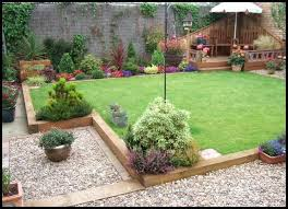 garden design with sleepers. building a garden using railway sleepers easy to do design with y