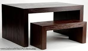 office wood table. Contemporary Table Wooden Table Console Table Furniture Made In Indonesia Home And Office  From Java Indonesia On Wood C
