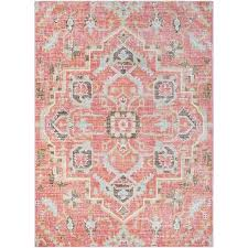 pink and black antique persian rug pink black and white area rug