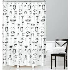 plastic shower curtain curtains bed bath and beyond plastic shower curtain curtains black rings