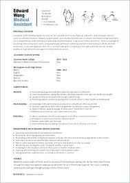Medical Assistant Resume Amazing Entry Level Medical Assistant Resume Examples Mmventuresco