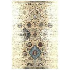 oriental weavers braxton area rug rugs empire ivory blue