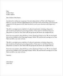 Internship Acceptance Letter Cycling Studio