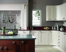 Ideas Gray Kitchen Walls