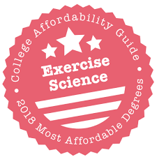 Careers With Exercise Science Degree 43 Best Exercise Science Schools 2018 Rankings