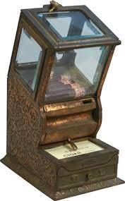 Cigar Vending Machine For Sale Impressive Candy Scale Cigar Vendor Earn Top Bids At Victorian Casino Sale