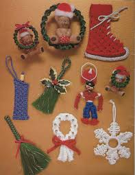 Christmas Ornament Patterns Magnificent Decorating Ideas