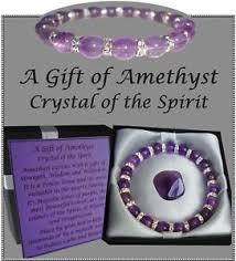 image is loading february birthstone gift amethyst gemstone aquarius star sign