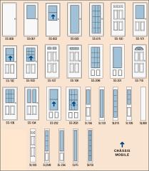 Perfect Systèmes De Portes Du0027entrée En Acier (dimensions Du Cadre ...
