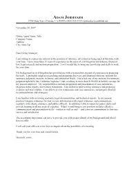 Legal Clerk Cover Letter Wanjlee Com
