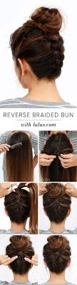 Hairstyles For School Step By Step The 25 Best Ideas About Step By Step Hairstyles On Pinterest