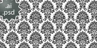 Illustrator Patterns Beauteous 48 Free Adobe Illustrator Pattern Sets Naldz Graphics