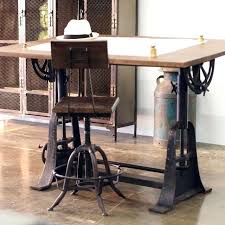 Image Decorating Ideas Industrial Style Home Office Industrial Style Drafting Desks Eclectic Home Office Industrial Style Home Office Furniture Tall Dining Room Table Thelaunchlabco Industrial Style Home Office Industrial Style Drafting Desks