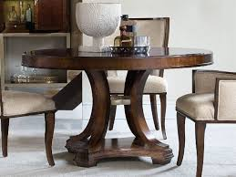 furniture skyline dark cathedral cherry 54 wide round dining table