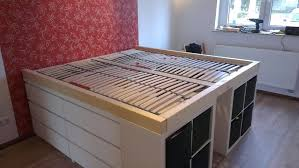 Ikea malm storage bed Queen Image Of Cheap Ikea Malm Storage Bed Santorinisf Interior Affordable Ikea Malm Storage Bed