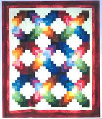 Cozy Quilt Designs Cotton Rainbow Quilt Pattern SRR-CR ... & Cozy Quilt Designs Cotton Rainbow Quilt Pattern SRR-CR Adamdwight.com