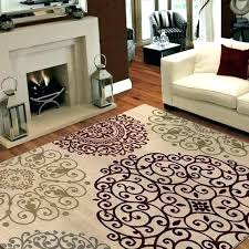 braided small oval rugs area throw hooked country kitchen runner french rug ideas full size of