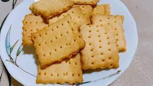 Cách làm bánh quy khoai lang ăn dặm cho bé bằng nồi chiên không dầu