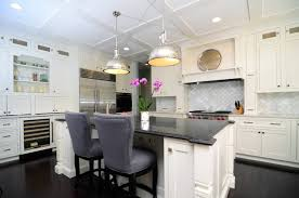 kitchens with white cabinets and dark floors. Open Plan Soft White Cabinets Contrasting Dark Floors Contemporary-kitchen Kitchens With White Cabinets And Dark Floors B