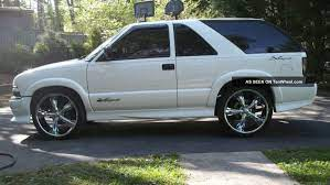2003 Chevrolet Blazer Xtreme Sport Utility 2 Door 4 3l 22 Chevrolet Blazer Chevrolet Blazer