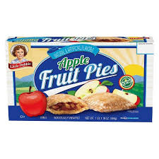 While the cakes are baking, make the middle. Little Debbie Family Pack Apple Fruit Pies 17oz Target