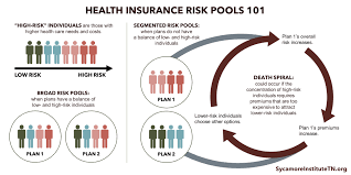 A risk pool is one of the forms of risk management mostly practiced by insurance companies. Health Insurance Markets 101