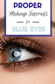 picking out the perfect eye shadow for someone with blue eyes may seem like an easy task but you would be surprised as to how many people struggle with