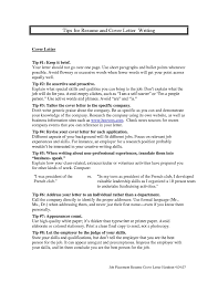 Resume Templates What Size Font Should Awesome Cover Letter For