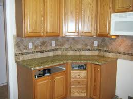 backsplash ideas for tan brown granite countertops tall