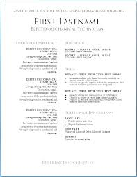 Free Printable Resume Builder Extraordinary Free Printable Resume Mkma