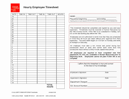Hourly Employee Timesheet Template Lovely Sample Biweekly Timesheet ...