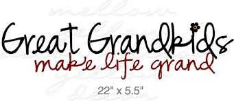 Grandchildren Quotes Fascinating Quotes About Great Grandchildren 48 Quotes