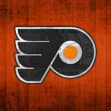 Philadelphia Flyers Bedroom Philadelphia Flyers Hockey Team Retro Logo Vintage Recycled