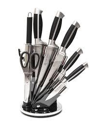 <b>Набор ножей</b> с <b>овощечисткой</b> и мусатом Edenberg 10681053 в ...