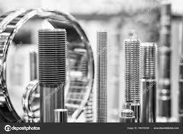 Types Of Industrial Design Many Types Metal Details Industrial Design Background