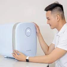 Máy tiệt trùng sấy khô khử mùi bằng tia UV Ecomom 202 Pro Advanced